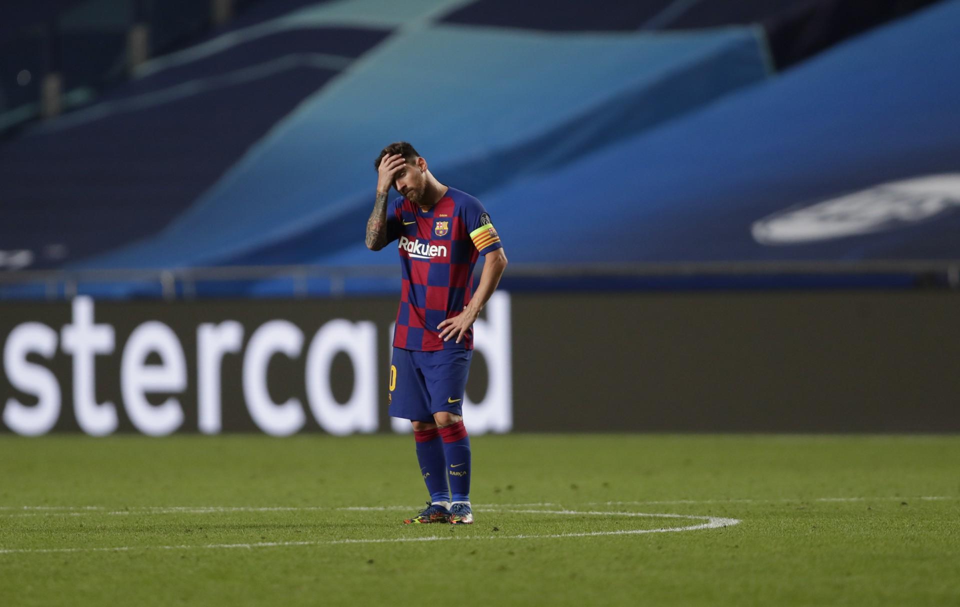Bayern de Munique impõe derrota histórica ao Barcelona por 8x2 ...