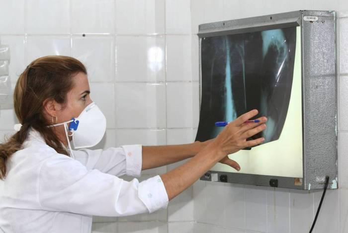 Dia Mundial de Combate à Tuberculose..Na foto:..Autora: Carol Garcia  / AGECOM