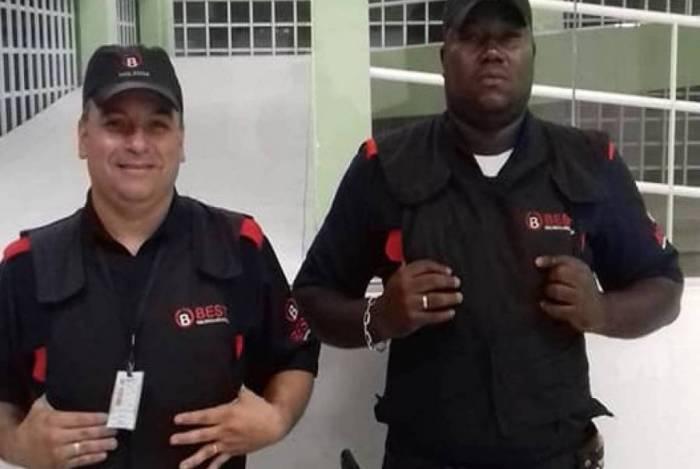Dois vigilantes trabalhavam no campus do IFF Campos quando foram assassinados por homem que fugia de traficantes
