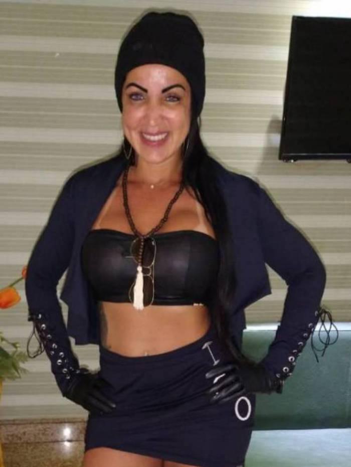 A atriz de filmes adultos Elisa Sanches sonha em conhecer o atacante Gabigol, que está há um bom tempo sem balançar as redes