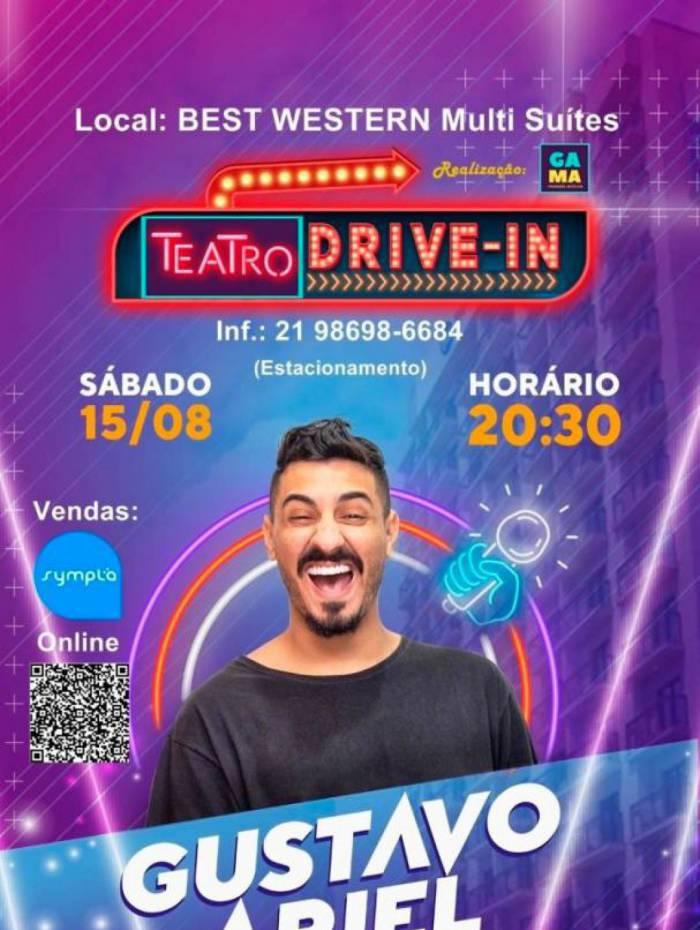 Primeiro Teatro Drive In chega à Baixada Fluminense nesse fim de semana