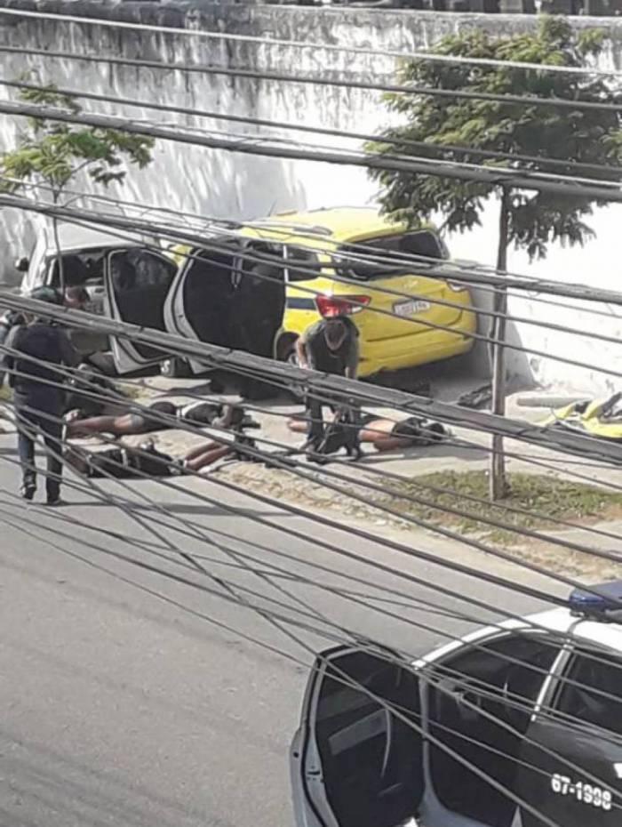 Ação aconteceu em Inhaúma, Zona Norte do Rio