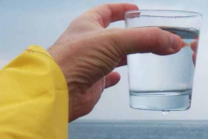 Cientistas transformam água do mar em potável