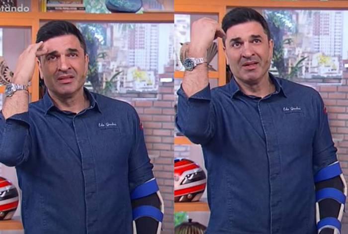 Edu Guedes não quer renovar contrato com a RedeTV