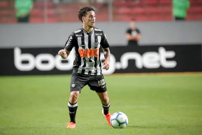 Guga, do Atlético-MG, foi oferecido ao Flamengo
