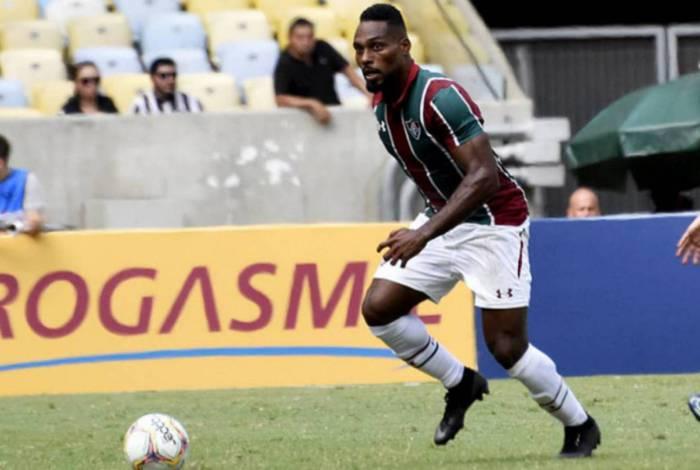 Luccas Claro foi titular contra Grêmio, Palmeiras e Internacional