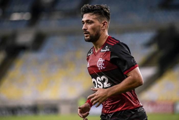 Arrascaeta - Foto: Marcelo Cortes / Flamengo