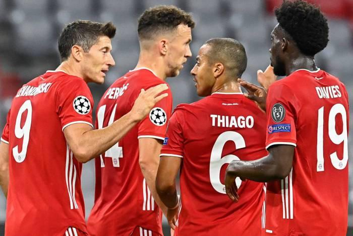 Bayern confirmou favoritismo e derrotou novamente o Chelsea