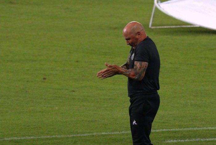 Sampaoli trocou o Atlético-MG pelo Olympique de Marselha
