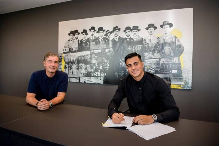 Reinier assina um contrato por duas temporadas