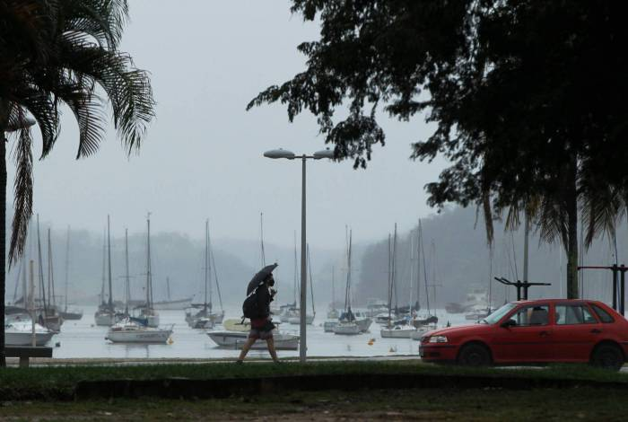 Rio tem previsão de chuva nesta terça-feira