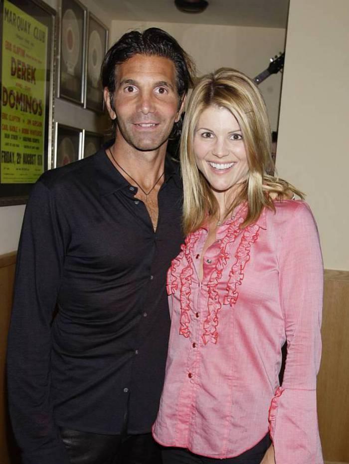 Lori Loughlin e Mossimo Giannulli