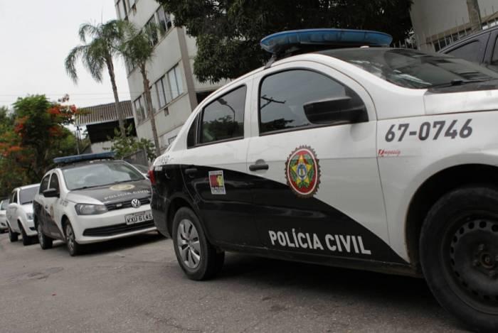 Agentes da 31ª DP (Ricardo de Albuquerque) prenderam nesta terça-feira, o suspeito de matar um policial civil, em Ricardo de Albuquerque, Zona Norte do Rio