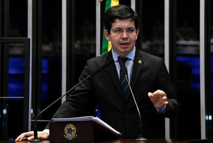 Senador Randolfe Rodrigues, da Rede