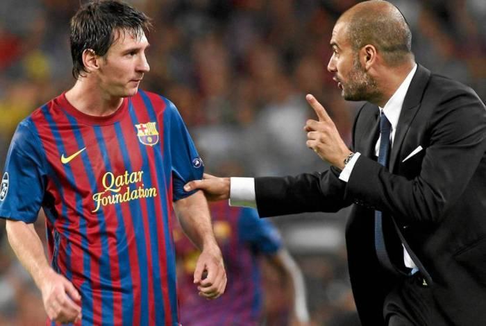 Messi quer sair do Barcelona