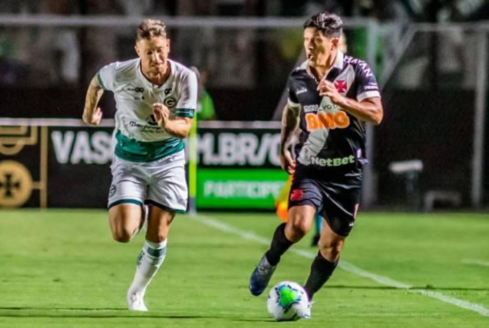 Cano é a esperança de gols do Vasco