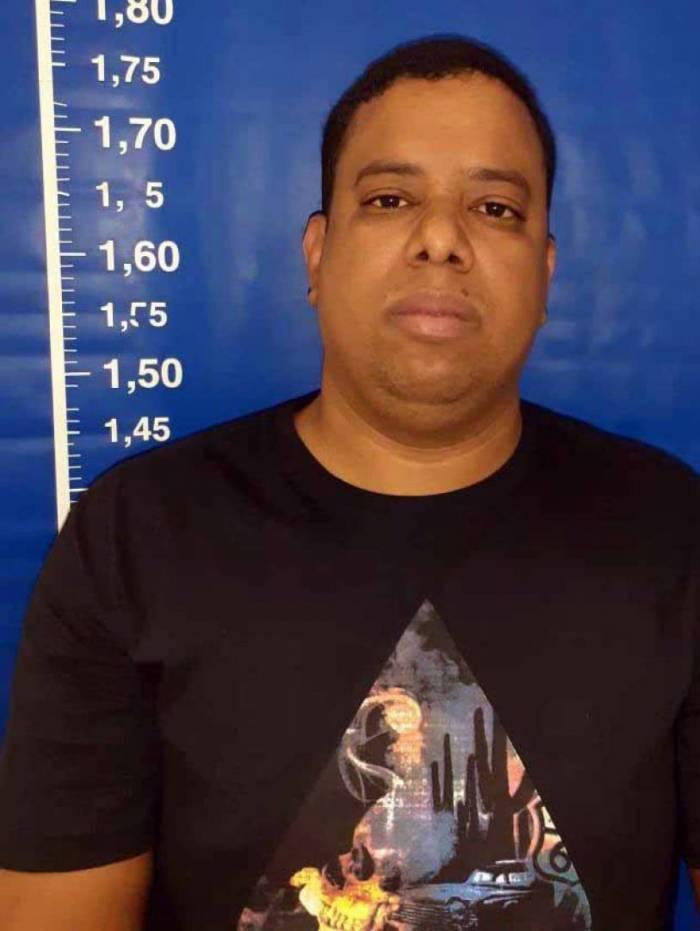 Wendel Alcântara da Silva, o WL, é apontado com o gerente geral do tráfico da Favela da Linha, em São João de Meriti