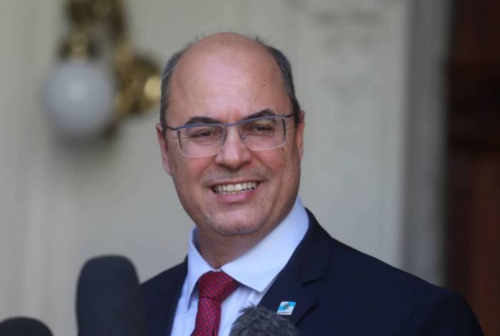 Wilson Witzel deve permanecer no Palácio Laranjeiras