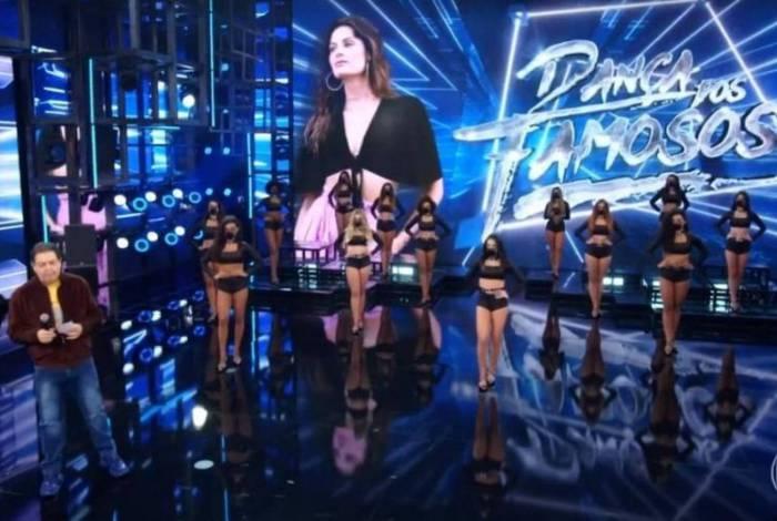 Faustão anuncia os seis primeiros participantes do 'Dança dos Famosos'