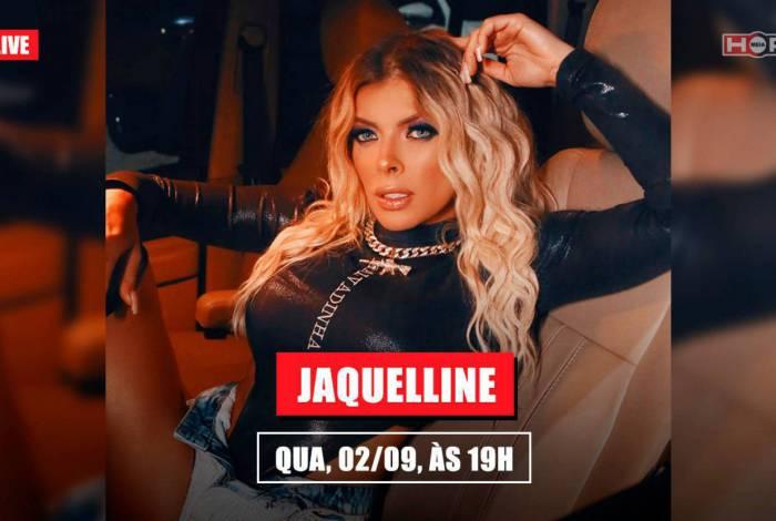 Funkeira Jaquelline, convidada do MH Ao Vivo desta quarta, 2