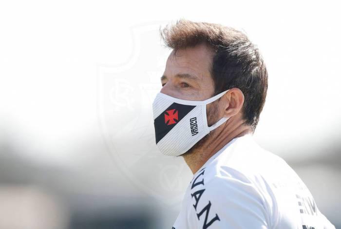 Ramon Menezes afirmou que seguirá torcendo pelo clube