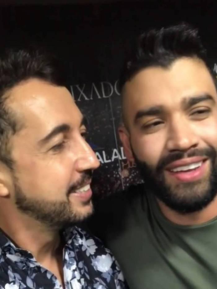 Thiago Rocha e Gusttavo Lima