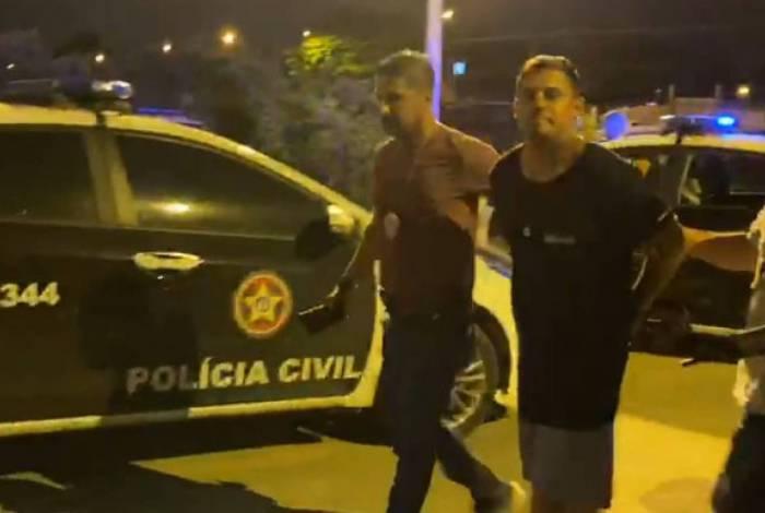 Agressor foi preso nesta terça-feira