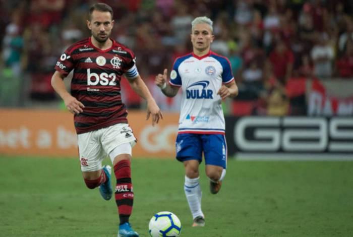 O Flamengo volta a Salvador: em 2019, time perdeu por 3 a 0 para o Bahia