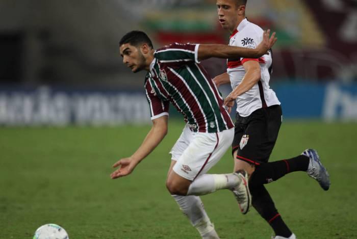 Fluminense x Atlético-GO