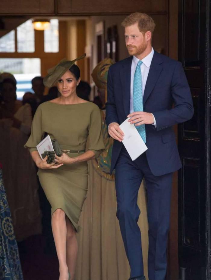 Megan Markle e Príncipe Harry