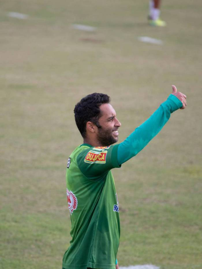 Ibson foi eleito o melhor jogador do Campeonato Mineiro
