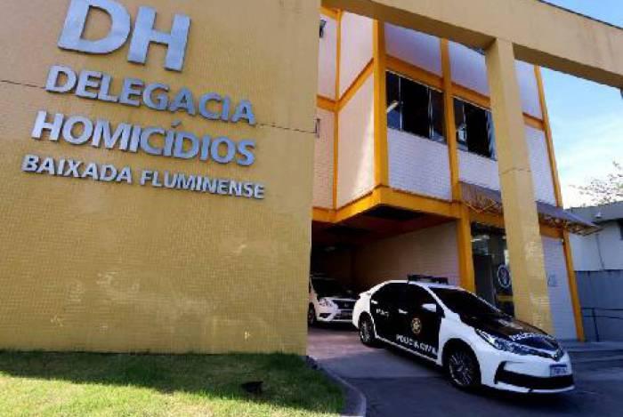 Delegacia de Homicídios da Baixada Fluminense (DHBF)