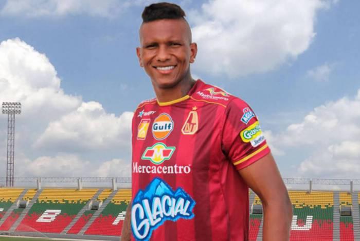 Carlos Rentería no Tolima