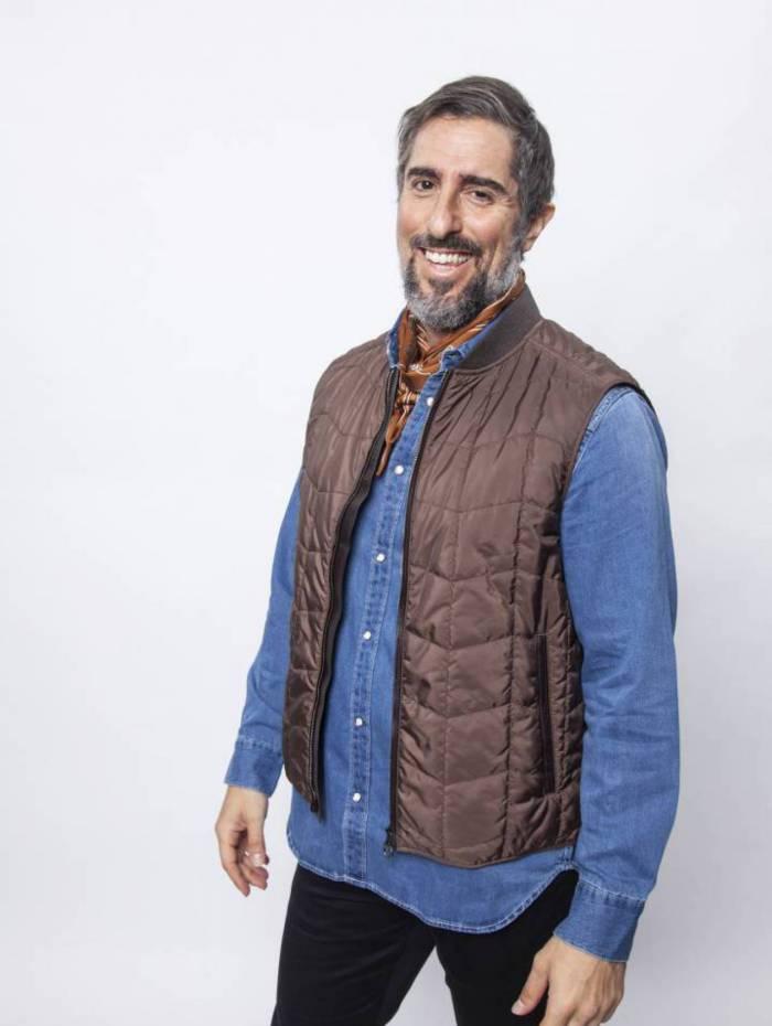 Marcos Mion, apresentador de 'A Fazenda', da Record TV