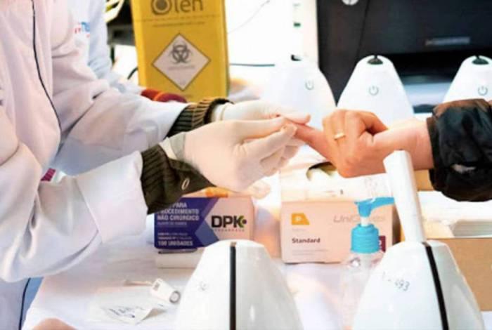 Unidades Básicas de Saúde de Teresópolis passam a realizar testes rápidos de Covid-19