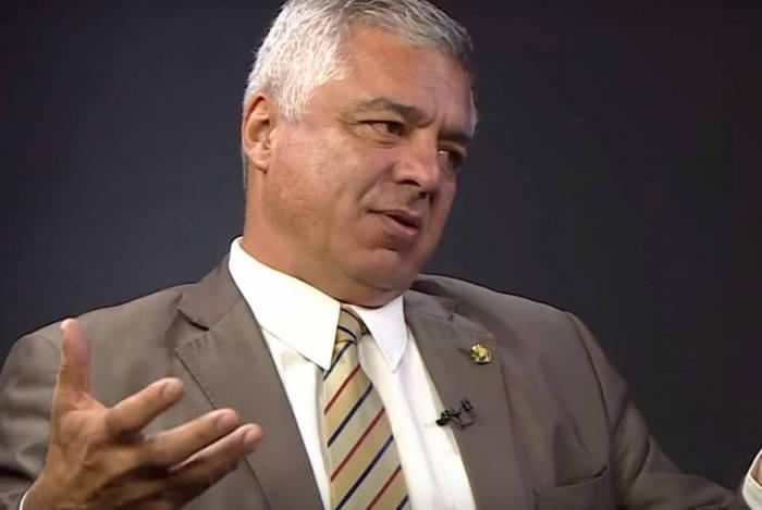 Senador Major Olímpio do PSL-SP