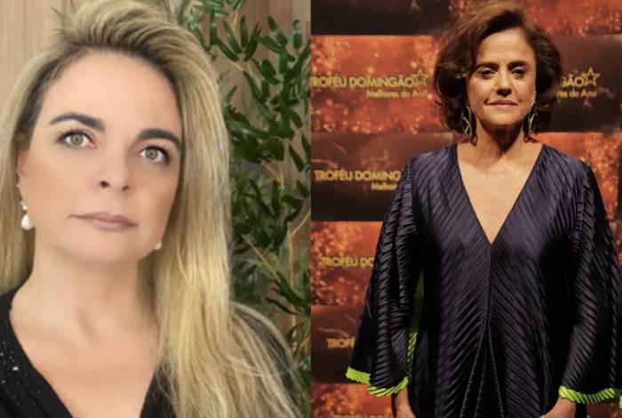 Liliane Ventura defende Bolsonaro e critica Marieta Severo