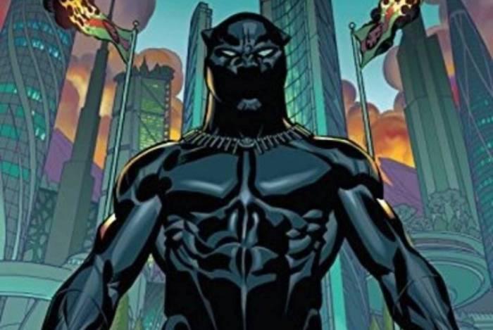 Site disponibiliza quadrinhos do Pantera Negra de graça