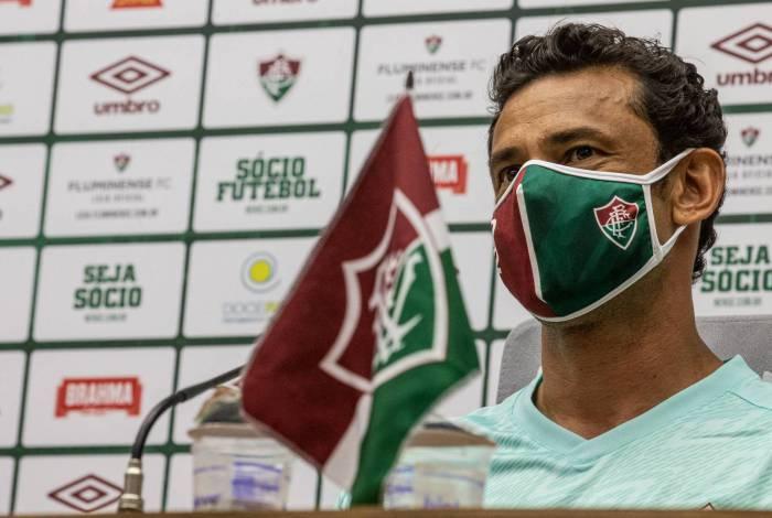 Fred já dá vitórias ao Fluminense fora de campo
