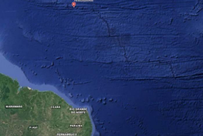 Terremoto atingiu o Pernambuco