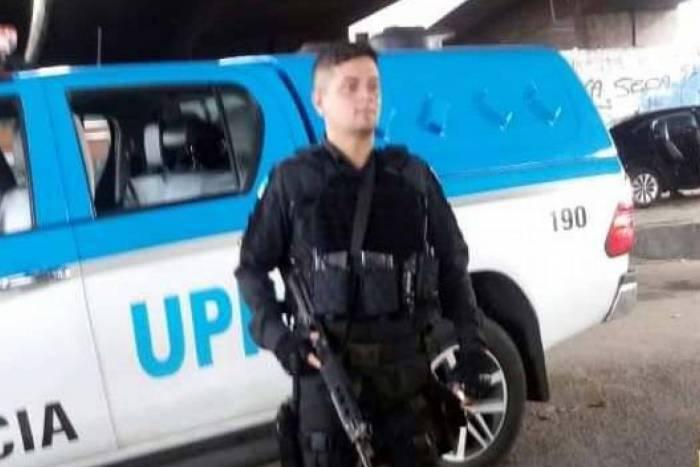Igor Ramalho Martins é lotado na UPP São João