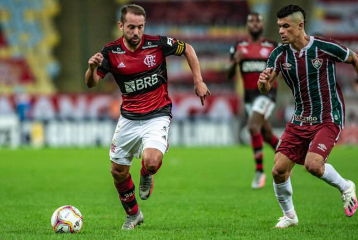 Flamengo e Fluminense se enfrentam no Maracanã