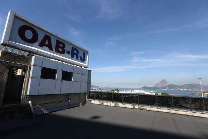 OAB - Rio de Janeiro - Foto: Danie Castelo Branco