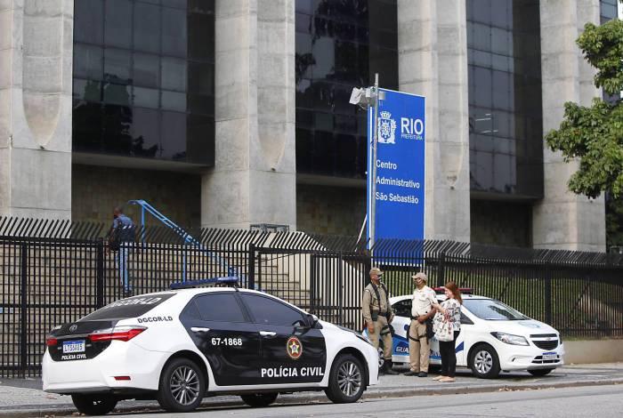 Prefeitura do Rio e Crivella são alvos de operação contra corrupção