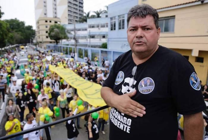 Entrevista com o pré-candidato, Hermiton Moura, do Republicanos
