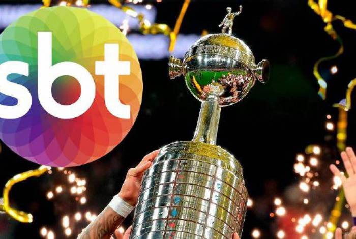 SBT bateu recorde com a Libertadores