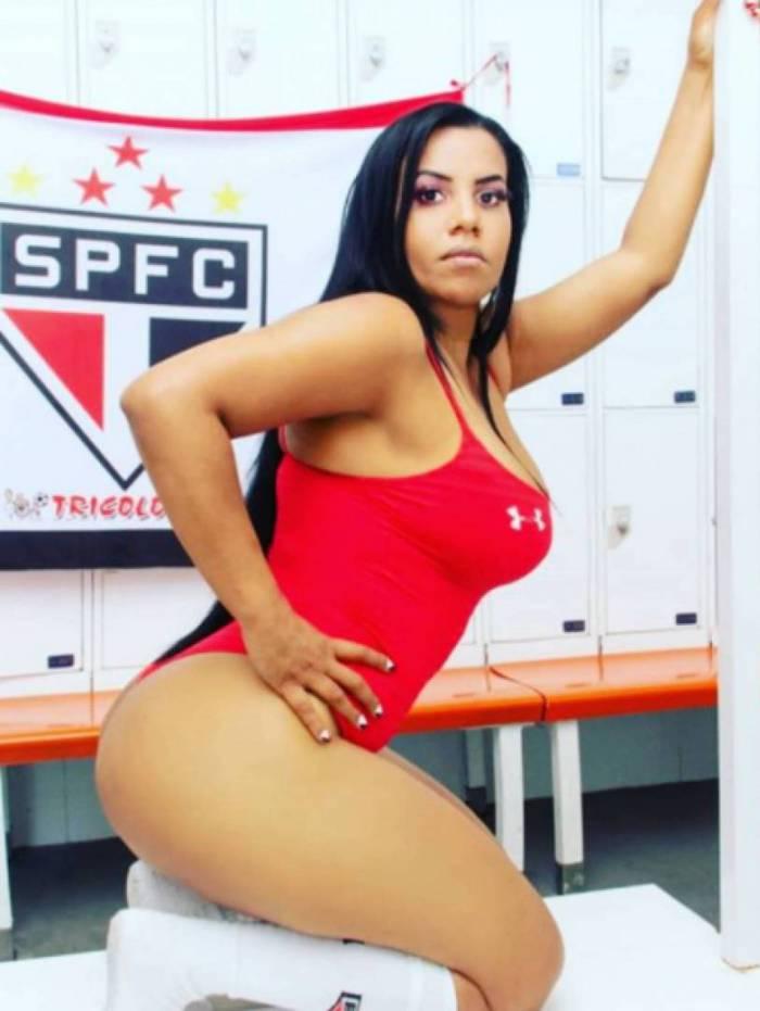 Fran Rodrigues é 'A Gata da Hora'