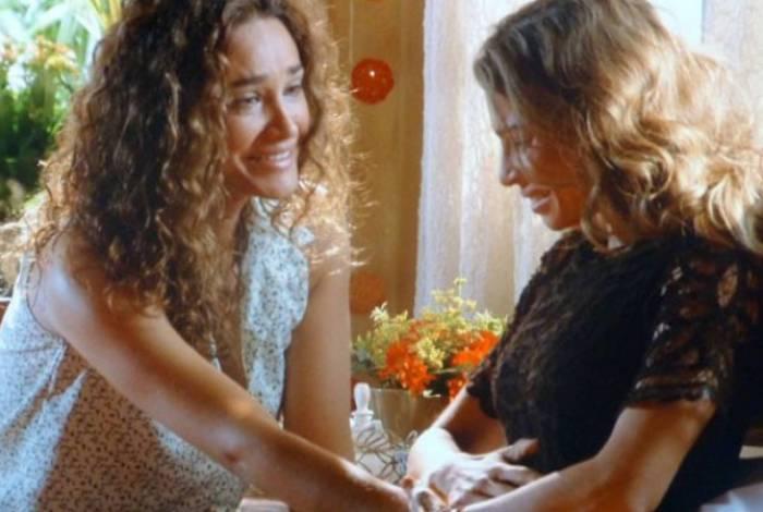 Ester descobre que está grávida de Cassiano, em 'Flor do Caribe'