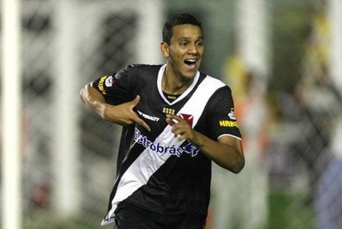 Souza tentou empréstimo ao Vasco no início do ano