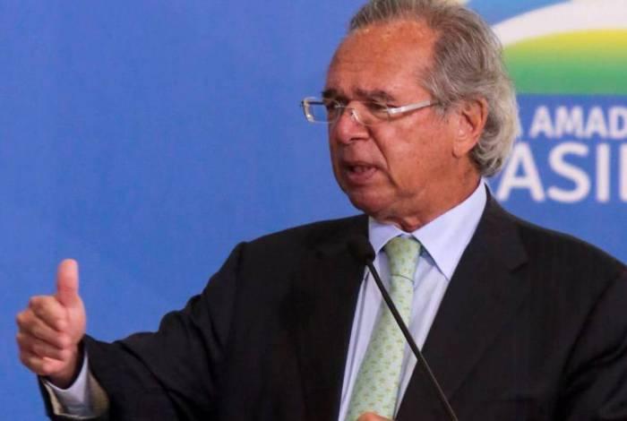 Guedes disse que o 'cartão vermelho' de Bolsonaro não foi direcionado a ele